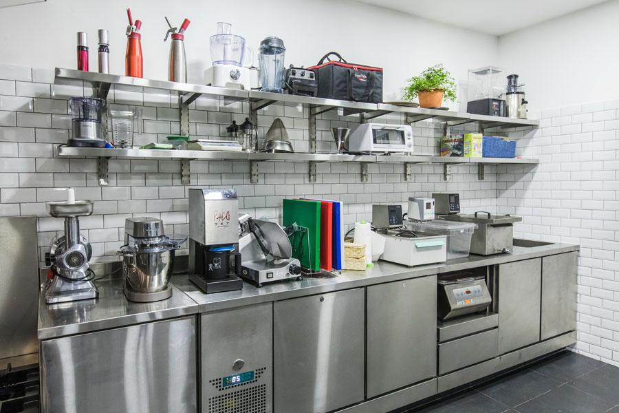 Premium Demo Kitchen