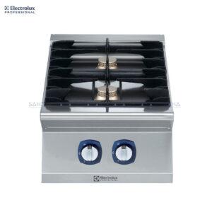 Electrolux - Modular Cooking Range Line - 700XP - 2 Burner Gas Boiling Top - 371000