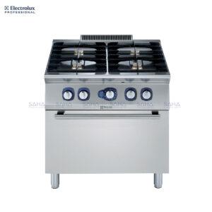 Electrolux 700XP 4-Burner Gas Range on Gas Oven 371002