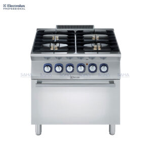 Electrolux 700XP 4-Burner Gas Range on Electric Oven 371125