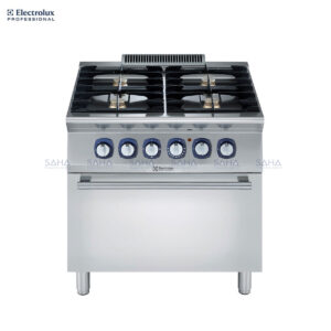 Electrolux 700XP 4-Burner Gas Range on Electric Oven 371003