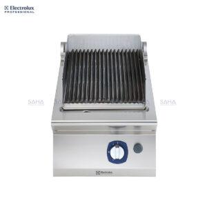 Electrolux 700XP Half Module Gas Lava Stone Grill Top 371044
