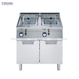 Electrolux 700XP Two Well Freestanding Gas Fryer 7 liter 371069