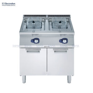 Electrolux 700XP Two Well Freestanding Gas Fryer 15 liter 371071