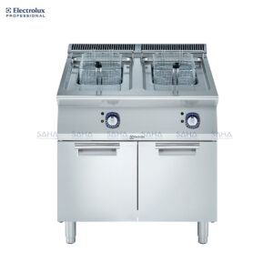 Electrolux 700XP Two Well Freestanding Electric Fryer 7 liter 371141