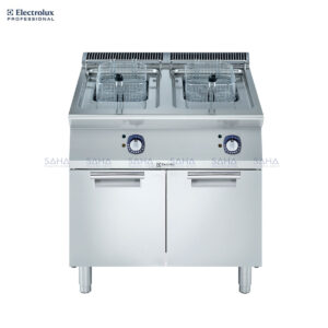 Electrolux 700XP Two Well Freestanding Electric Fryer 7 liter 371078