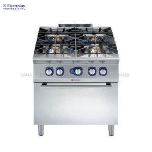 Electrolux 900XP 4-Burner Gas Range 6 kW on Gas Oven 391004
