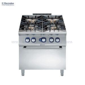 Electrolux 900XP 4-Burner Gas Range 10 kW on Gas Oven 391006