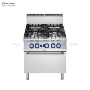 Electrolux 900XP 4-Burner Gas Range 6 kW on Convection Oven 391007