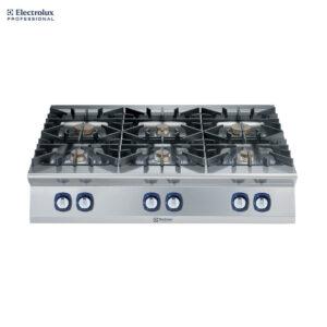 Electrolux 900XP 6-Burner Gas Boiling Top 391011