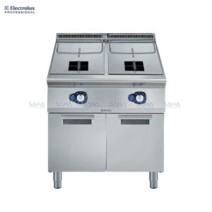 Electrolux 900XP Two Well Gas Fryer 15 liter 391078