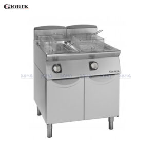 Giorik Unika 700 13+13 Litre Electric Fryer FG7213