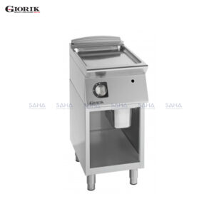 Giorik Unika 700 Gas Fry Top With Open Unit, Duplex 2304 Smooth Plate FLG72GX