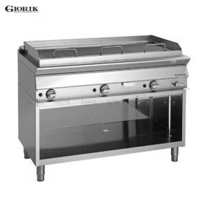 Giorik Unika 700 Gas Steamgrill GL76GV
