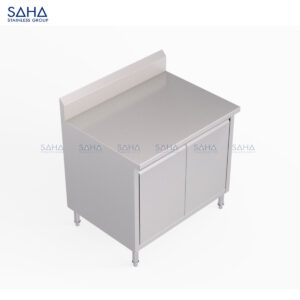 SAHA - Cabinet with Hinge doors – SHCB301