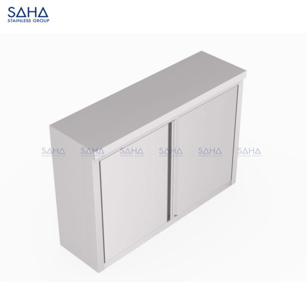 SAHA - Wall Cabinet With Hinge Doors – SHCB601