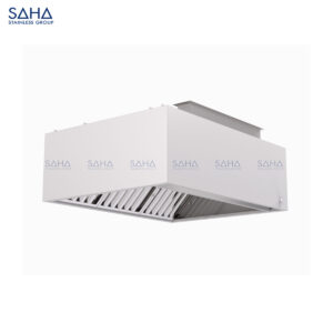 SAHA - Exhaust Hood With Fresh Air – SHHD207