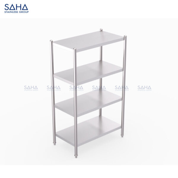 SAHA - 4-Tier Solid Shelf – SHSH501