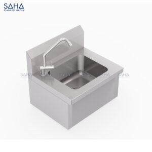 SAHA - Wall Mounted Hand Wash Sink – SHSK101