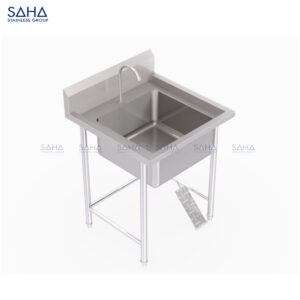 SAHA - Hand Wash Sink (Foot Operated) – SHSK102