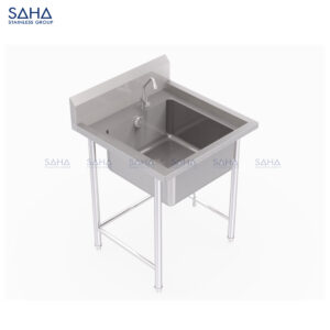 SAHA - 1-Bowl Sink – SHSK201