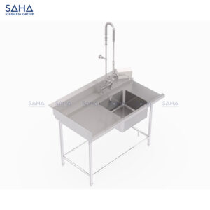 SAHA - Soiled Dish Table – SHSK501