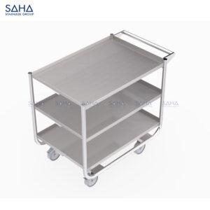 SAHA - 3-Tier Utility Cart - SHTL302