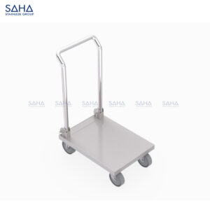 SAHA - Folding Platform Trolley - SHTL401