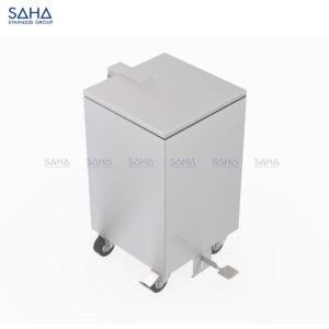 SAHA - Mobile Garbage Bin - SHTL501