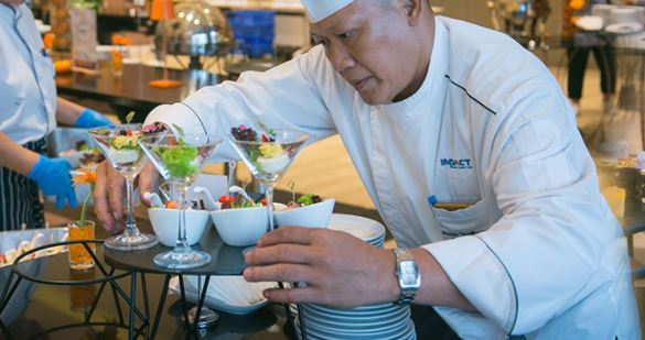 impact catering