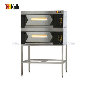 Kolb - Double deck - Pizza Oven - K04-9779D2-1