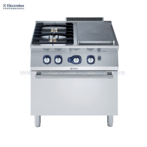Electrolux - 700XP - Gas Solid Top on Gas Oven with 2 Burners - 371009
