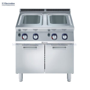 Electrolux - 700XP - Freestanding Gas Pasta Cooker, 2 Wells 24.5 litres - 371091