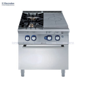 Electrolux - 900XP - Gas Solid Top on Gas Oven with 2 Burners - 391020