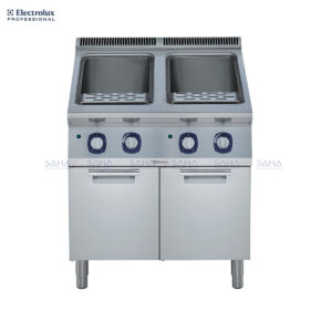 Electrolux - 900XP - Electric Pasta Cooker, 2 Wells, 40 litres - 391127