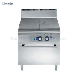 Electrolux - 900XP - Gas Solid Top on Convection Oven - 391214