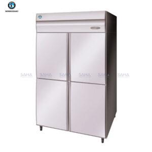 Hoshisaki - 4 Doors - Upright Refrigerator - HR-128MA-S