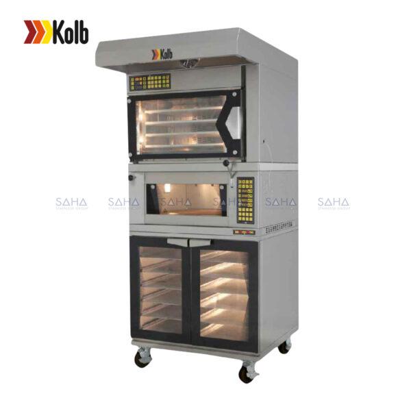 Kolb - Convection and Deck Oven With Proofer - K03-8644P1+K010604D10H+K11-1064D12G