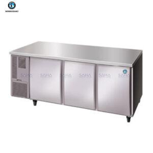 Hoshisaki - 3 Doors - Undercounter Refrigerator - RT-188MA-S