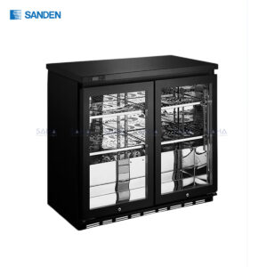 Sanden – 2 Doors – Back Bar Cooler - SBB-0215
