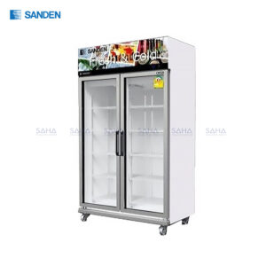 Sanden – 2 Doors - Display Cooler - SEM-1205