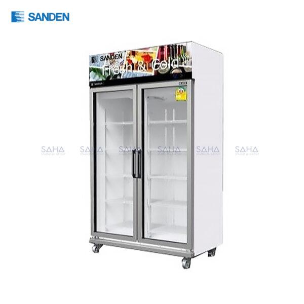 Sanden – 2 Doors - Display Cooler - SEM-1205