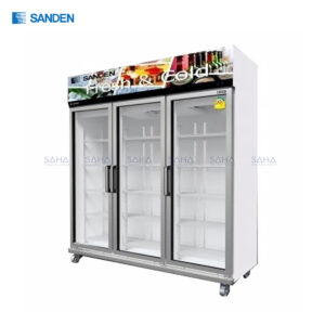 Sanden – 3 Doors - Display Cooler - SEM-1805