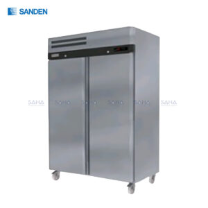 Sanden – 2 Door - Upright freezer - SRF3-1327BR