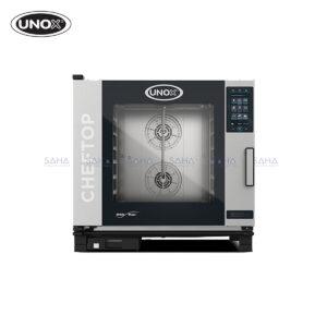 Unox – Cheftop - Mind.Maps Countertop Plus - XEVC-0621-EPRM