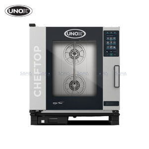 Unox – Cheftop - Mind.Maps Countertop Plus - XEVC-0711-GPRM