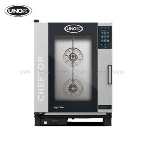Unox – Cheftop - Mind.Maps Countertop Plus - XEVC-1011-GPRM