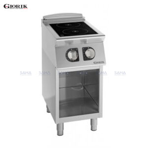 Giorik - Unika 700 - 2-Zone Induction Hob On Open Base Unit - CI-720G
