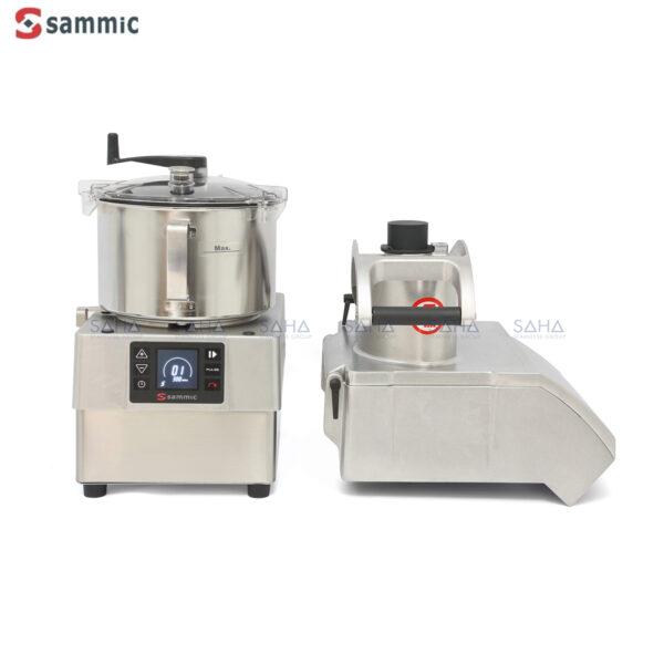 Sammic - Food Processor and Veg Prep - Combi machine - CK-35V