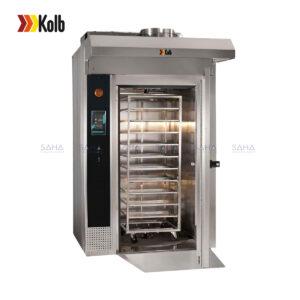 Kolb - Rotary Oven - Tornado - K05-0608T1HS